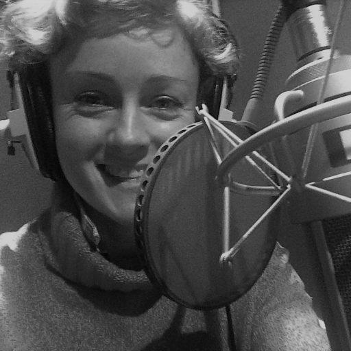 Rebecca Sharp British RP received pronunciation accent Voiceover Artist home recording studio audiobook narrator Voice Actor video games